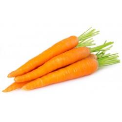 carottes, vendues en vrac, unité de commande 1kg  2.60€/kg